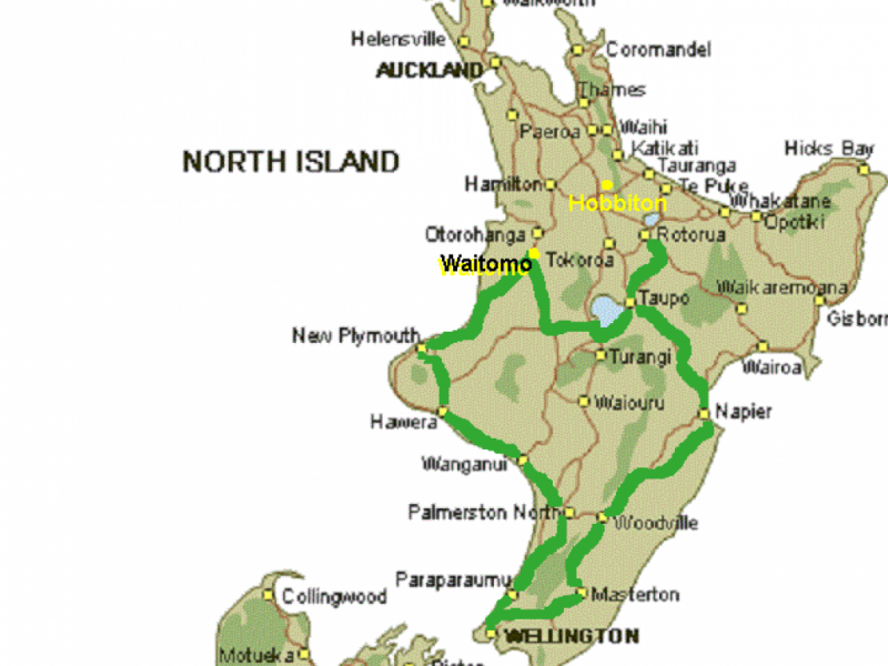LT94BD6 The Great Northern Circle Self Drive 6 Days 5 Nights