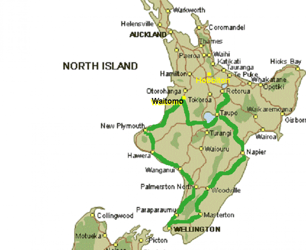 lt94bd7a the great northern circle self drive 7 days