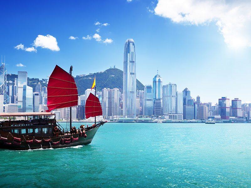 Junk Hong Kong